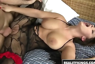 Mikes Appartment - (Liza Del Sierra) - French couple makes a coitus tape - Reality Kings
