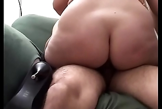 Amateur milf gives hot blowjobs wide two cocks