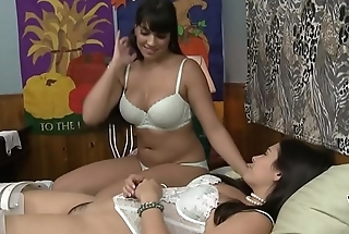 Mercedes Carrera takes care be worthwhile for a younger woman
