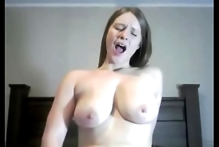 Funny babe anent big tits -&gt_ FREE REGISTER! www.getacamgirl.tk