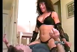 Muscular Lap Dancer Crushes His Head