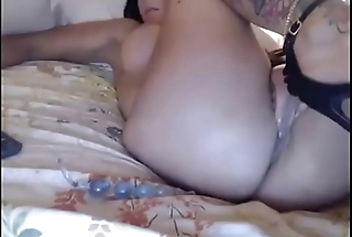 Girl with a big ass playing -&gt_ FREE REGISTER! www.getacamgirl.tk
