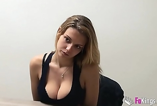 Big boobed girl from Madrid looks for fun adjacent to porn and also for a little money
