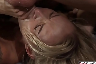 Emma teases her guy for a morning sex