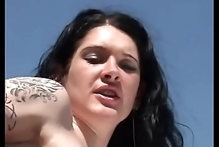 Girls from Extreme Public Piss - Who is she? Part 1