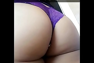 Wifes bf sexy fat ass in the matter of thongs