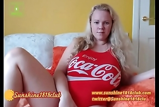 Coca Cola Chaturbate webcam show recorded July 23rd