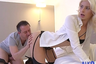 Jolie Hollandaise se fait sodomiser en France [Full Video]