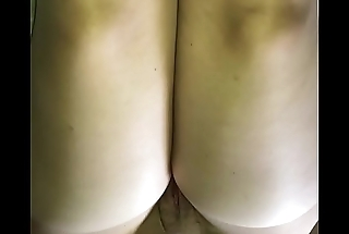 Cum heavens wife&rsquo_s nude pantyhose thighs