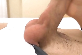 Sexy Twink Markus Hot Foreskin Jerking Off