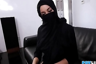 Busty Arabic Teen Violates Her Religion - Victoria June, Ike Diezel