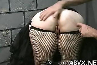 Astonishing toy porn in fetish video in needy babes