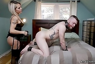 Big ass tranny whips and fucks male
