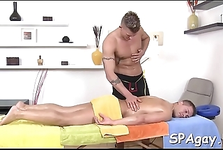 Horny homosexuals are having steamy 69 position gratifying