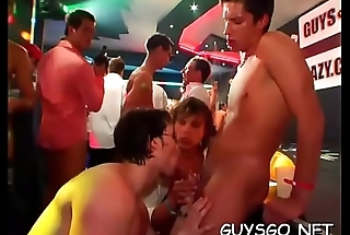 Chaps only party twists into a wild gay orgy with torn fellows