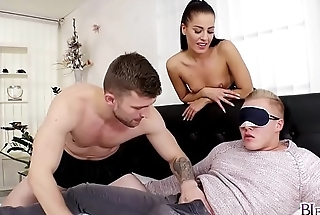 Christian Dean anal fuck by Nico A. while eating pussy!